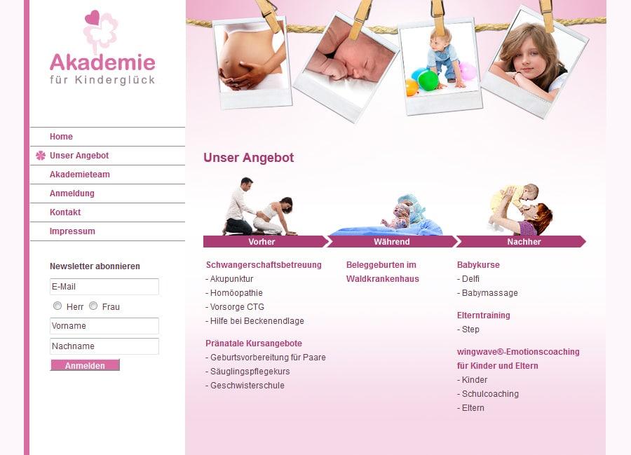 Akademie für Kinderglück