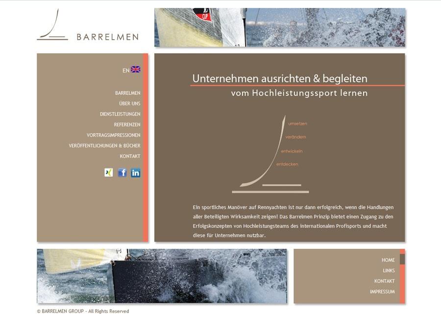 barrelmen group