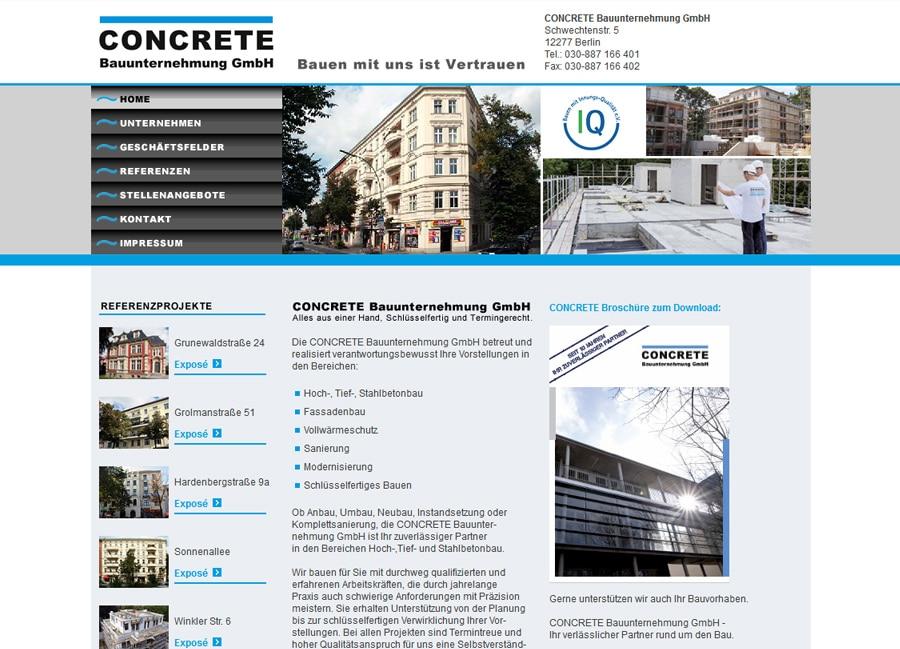 concrete-bau