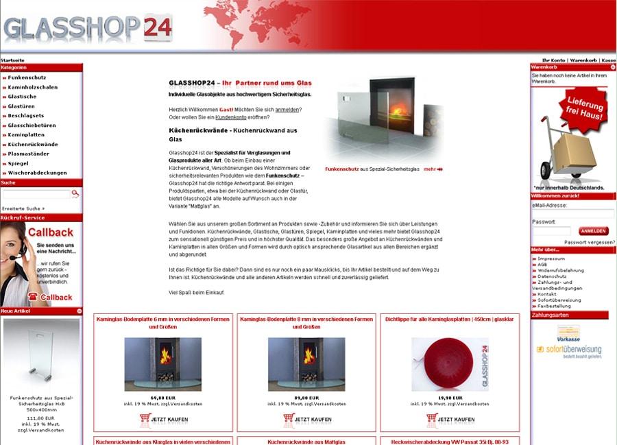glasshop-xtcommerce