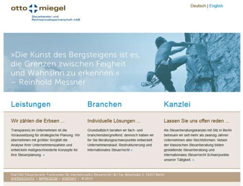 Otto Miegel