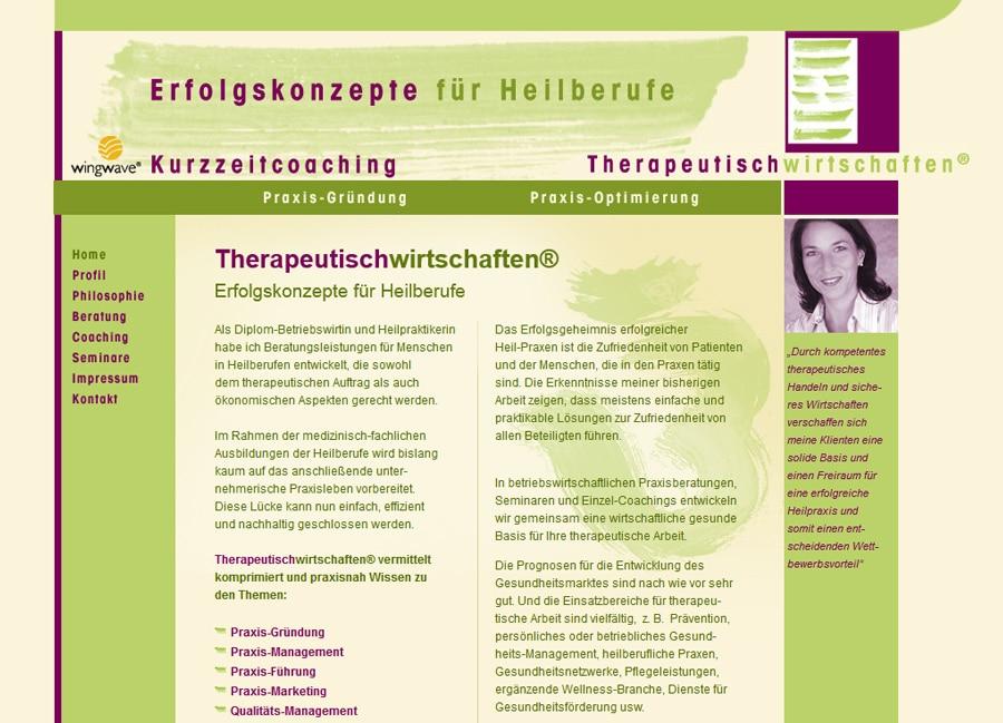 therapeutisch-wirtschaften